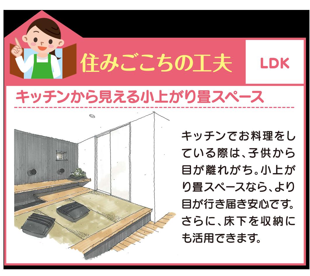 kiyotake LDK 小上がり畳スペース.png
