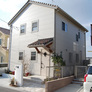 福岡市東区 エクステリア&注文住宅 設計施工