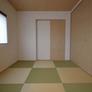 福岡県久山町注文住宅 琉球風タタミ