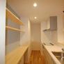 福岡市西区 調理器具を並べられます。