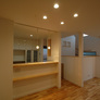 筑紫野市注文住宅・中二階スタディースペース