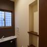 筑紫野市 新築工事 工務店の注文住宅 化粧室
