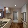 久山町T邸 新築工事 注文住宅 木質感のある無垢床の家
