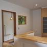 太宰府市 平屋建て ステンドグラス 注文住宅設計 シンプル和モダン