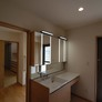 家事動線を考える洗面脱衣室。福岡・糸島市・注文住宅