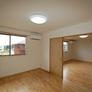 福岡注文住宅・糸島市・2階リビングに接する個室