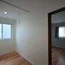 2階階段ホール(室内物干し)