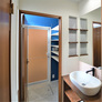 脱衣室と洗面室を分けた設計例 福岡市注文住宅