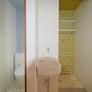 トイレ+多目的な洗い場+ランドリースペース 福岡市注文住宅