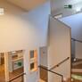 中二階のある階段・福岡市