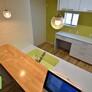 明るいキッチン空間・福岡市東区